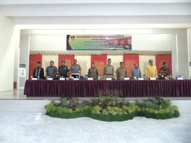 Melalui Musrenbang Kita Tingkatkan Partisipasi Masyarakat Dalam Perencanaan Pembangunan Kota Padang