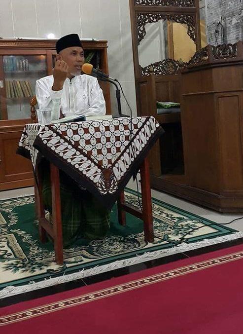 Safari Ramadhan, Wako Puji Warga Komplek BBI
