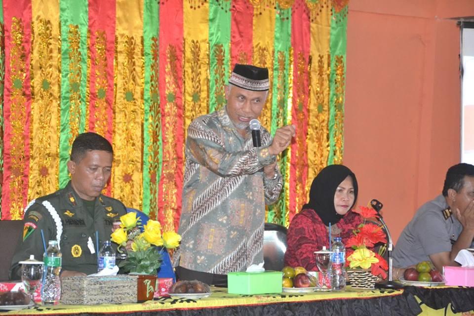 Walikota Gugah ASN Jauhi Pungli