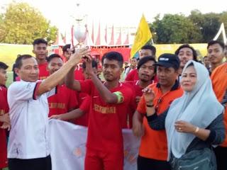 Kuranji Juara Minangkabau Cup Zona Padang