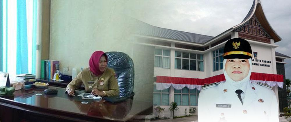 Camat Kuranji Kota Padang