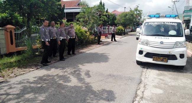 Kelurahan Korong Gadang Jadi Percontohan Kampung Tertib Lalu Lintas