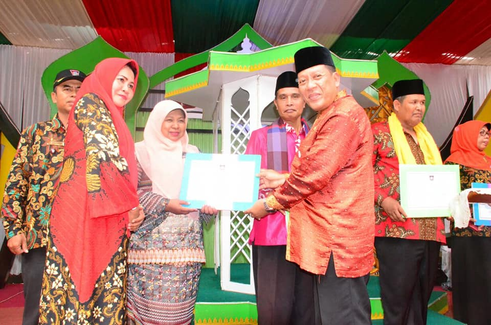MTQ Ke 38 Kecamatan Kuranji Bertema ABS-SBK