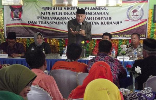 Kuranji Akan Kembangkan Wisata Kampung Adat